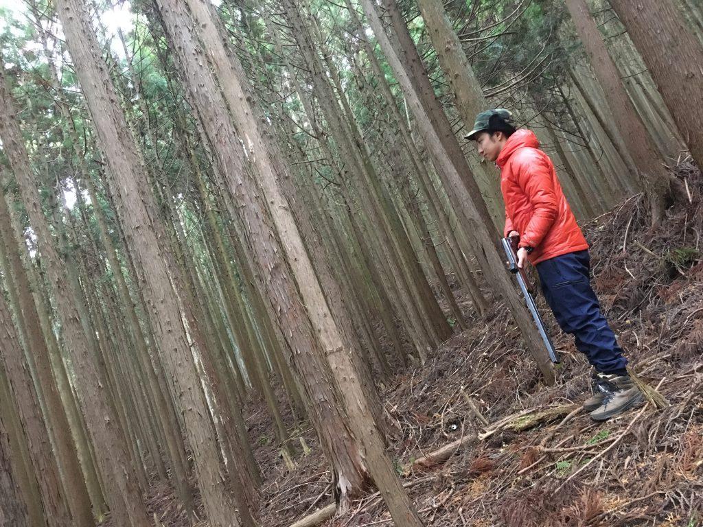 【猟師工房オーナーフランチャイズ研修】狩猟技術編 12月14日〜15日